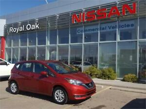 2017 Nissan Versa Note SV **Bluetooth/Heated Seats**