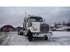 James Western Star - 2016 White