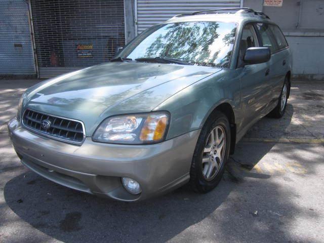 Imagen 1 de Subaru Outback green