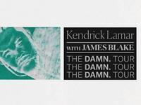 1x Standing Ticket to Kendrick Lamar at Wembley Arena 20/02