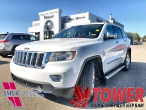 2013 Jeep Grand Cherokee Overland - FULLY LOADED