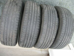 SET OF 4 MICHELIN 225/65R17 $120 FOR ALL 4