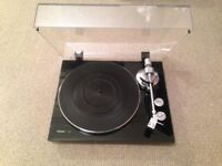 Black Teac TN-300 Record Player, Excellent Condition