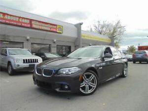 2014 BMW 535XI  M-PACKAGE  **NAVI+CAMERA**