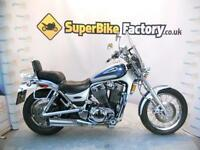 2011 52 SUZUKI VS1400 INTRUDER