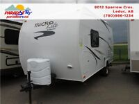 2014 new Flagstaff 19RB travel trailer
