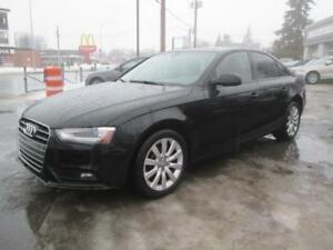 2014 Audi A4 2.0 Komfort QUATTRO CUIR TOIT OUVRANT MAGS