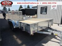 WONT FIND A BETTER DEAL 74''X 14' ALL ALUMINUM LANDSCAPE TRAILER London Ontario Preview