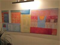 Ikea picture 140 x 56cm