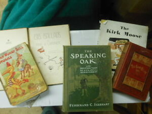 antique and collectable books and compilations London Ontario image 8