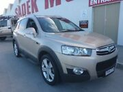 2011 Holden Captiva CG Series II 7 AWD LX Gold 6 Speed Sports Automatic Wagon Elderslie Camden Area Preview