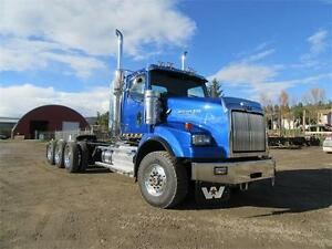 James Western Star - 2017 Viper Blue