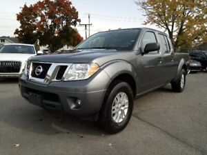 2017 Nissan Frontier 4.0 V6 4X4 Crew Cab SV CAMERA MAGS A/C