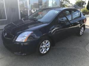2011 Nissan Sentra 4 cy only 79,000 km 6 spd manual only $6995