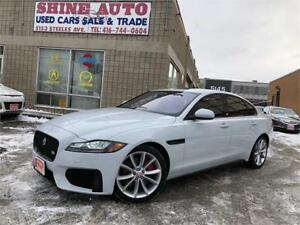 2017 Jaguar XF S AWD SUPERCARGED 380 HP!!!!!
