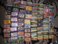 b.t.PHONE CARDS COLLECTABLE 500+ MUPPETS,ETC