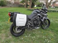 Triumph TIGER 800 XCx TOURING MOTORCYCLE