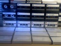 TDK D C90 CASSETTE TAPES x 12 AS IN IMAGE. ONE OF MANY. BATCH U.