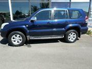 2005 Toyota Landcruiser Prado 2005 GXL Blue 5 Speed Manual Wagon Traralgon East Latrobe Valley Preview
