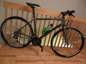 German Bike - Carbon Fork - Ultralight&very fast - New condition