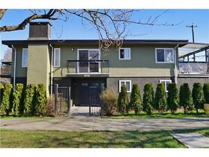 AVAILABLE OCTOBER 25th: BRIGHT TWO-BEDROOM FRASER + 33RD AREA
