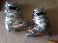 Fischer Vision 55 Women's Ski Boot Size 24.5