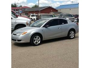 2007 SATURN ION COUPE 128KMS $4295 MIDCITY WHOLESALE