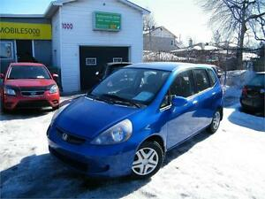 2007 HONDA FIT LX , AUTOMATIQUE