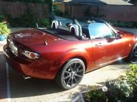 Mazda MX5 Sport 2 ltr. Top spec.