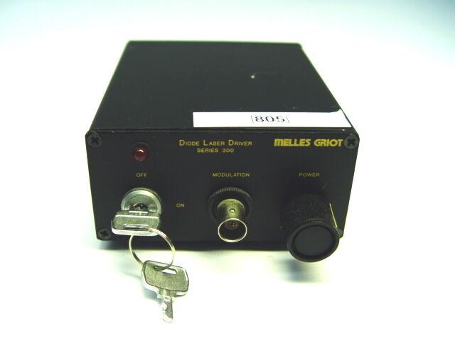 Melles Griot Series 300 Diode Laser Driver