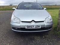 Citroen C5 Estate September 2007 (57 Plate ) HDI 1.6