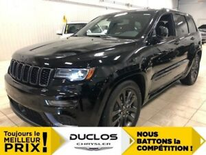 2018 Jeep Grand Cherokee Overland HIGH ALTITUDE *CUIR, TOIT PANO