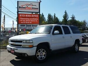 2004 Chevrolet Suburban Z71 Off Road 4X4