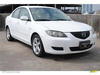 2005 Mazda Mazda3 GT Certified Ready to go $3,995+Taxes