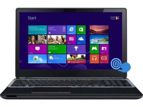 Gateway Notebook NV570P10U