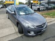 2008 Mazda 6 GH Luxury Sports Grey 6 Speed Manual Hatchback Werribee Wyndham Area Preview