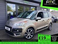 2012 Citroen C3 Picasso 1.6HDi 8v ( 90bhp ) Exclusive *One Owner From New - FSH*