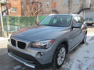 2012 BMW X1 28I AWD/ FINANCEMENT MAISON $69 SEMAINE CARSRTOYS