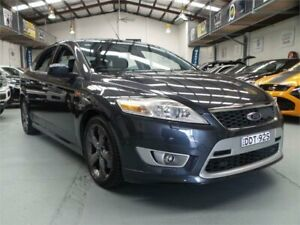 2010 Ford Mondeo MB XR5 Turbo 6 Speed Manual Hatchback
