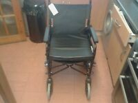 remploy wheelchair brand new never used steps with it