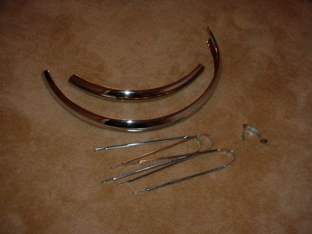 BICYCLE FENDERS fit SEARS COLUMBIA AMF ROADMASTER  HUUFY OTHERS 26 X 175