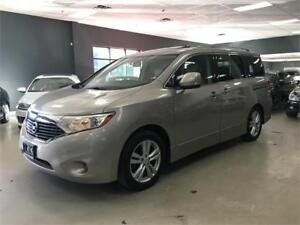 2013 Nissan Quest SL*BACK-UP CAM*DVD*LOW KM*FULLY SERVICED*