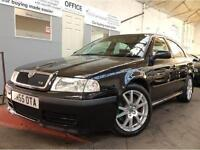 Skoda Octavia 1.8 vRS 5dr + LOW MILEAGE + SOUGHT AFTER VRS + 1 FORMER KEEPER