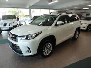Toyota Highlander AWD 2017 SE-AWD-Cuir-Toit-Navi-7Pass a vendre
