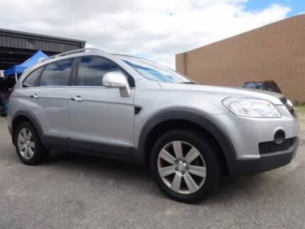 2009 Holden Captiva LX Automatic 7 Seater 4X4 Wagon