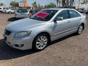 2009 Toyota Aurion Special Edition Silver 4 Speed Auto Active Select Sedan