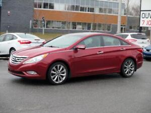 2012 Hyundai Sonata 2.0T TURBO Limited CUIR TOIT AUTOMATIQUE