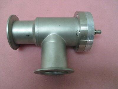 KF 50 manual vacuum isolation valve