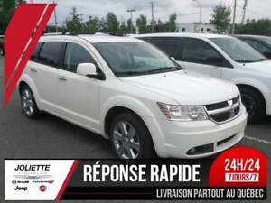 2010 Dodge Journey R/T, CUIR, MAGS, FOG, BLUETOOTH