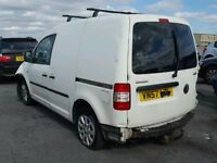 VW CADDY 1.9 TDI 2007 BREAKING FOR PARTS